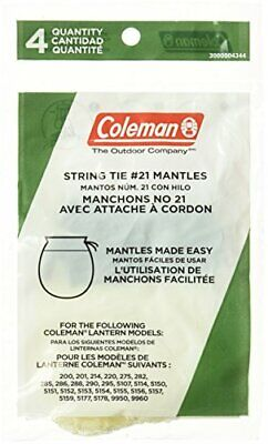 4-Pack Coleman Tie-Style Mantle | Camping lights lanterns .