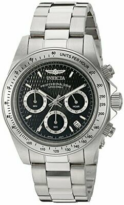 Invicta Men's 9223 Speedway Quartz Chronograph Black Dial Watch