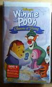 Winnie The Pooh Seasons of Giving VHS