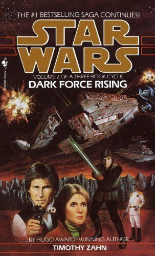 Dark Force Rising (turtleback School & Library Bin