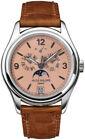 Patek Philippe Platinum Band Platinum Case Wristwatches