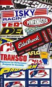 Edelbrock Sticker