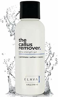 Elavae Callus Remover. Extra Strength, Pedicure Gel. Faster,