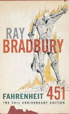 Fahrenheit 451 - Mass Market Paperback By Ray Bradbury - GOOD
