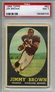 1958 Jim Brown