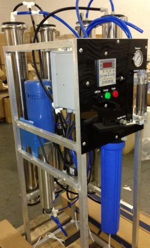 Commercial Reverse Osmosis Water Filtration Ebay