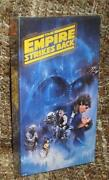 Star Wars The Empire Strikes Back VHS