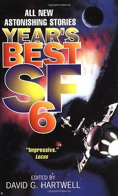Years Best Sf 6  Years Best Sf  Science Fiction