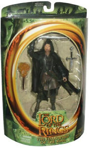 Lord of the Rings Toy Biz Collection - Aragorn, Legolas, Gandalf
