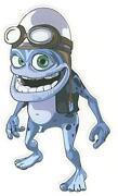 Crazy Frog Toy