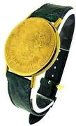18K Coin Watch