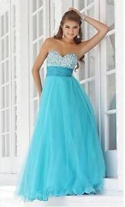 Blue Prom Dress | eBay