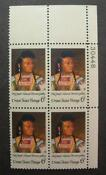 US Postage Stamps Plate Blocks