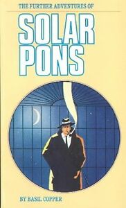 The Further Adventures of Solar Pons (Academy Mystery) Basil Copper