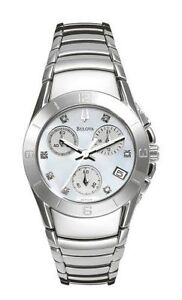 BULOVA 96P006 Ladies watch