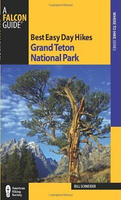 Best Easy Day Hikes Grand Teton National Park (Best Easy Day Hikes