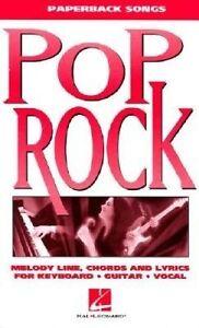 NEW Pop/Rock (Paperback Songs) by Hal Leonard Corp.