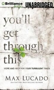 You'll Get Through This: Hope and Help for Your Turbulent Times b 9781480570313