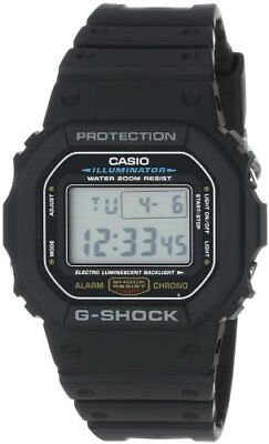 Casio Mens G Shock Classic Digital Water Resistant Sports Watch Dw5600e 1V