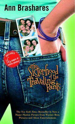 The Sisterhood of the Traveling Pants, Brashares, Ann, Used; Good Book
