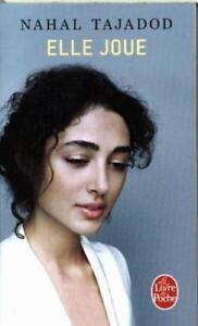 Elle joue von Nahal Tajadod (2015, Taschenbuch)