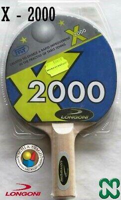 RACCHETTA DA PING PONG RENZLINE MODELLO X - 2000