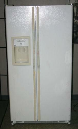 Used Side By Side Refrigerator Ebay
