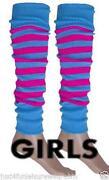 Girls Leg Warmers
