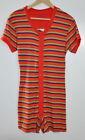 Victoria's Secret Onesie Striped Sleepwear & Robes for Women