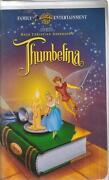 Thumbelina VHS
