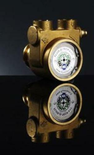 "PA 801 Brass 213-259 GPH 1/2"" NPT Fluid-o-Tech Rotary Vane Pumps"