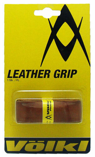 Volkl Leather Replacement Tennis Grip (   Brown )