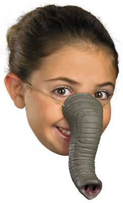Elephant  Nose for child 4+ or adult Costume accessory (E) - Elephant Costumes For Adults