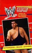Wrestling Cards