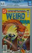 CGC Comic Weird War