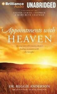 Appointments Heaven True Story Country Doctor's Healing Encounters Here CD-AUDIO