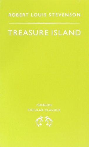 Treasure Island (Penguin Popular Classics),Robert Louis Stevenson