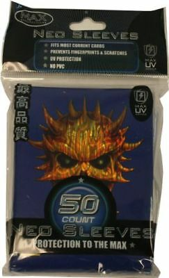 Elemental Medallion Sleeves Red Max Protection GAMING SUPPLY BRAND NEW 50ct