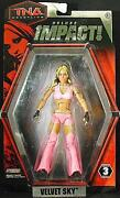 TNA Velvet Sky Action Figure