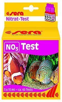 SERA NITRATE-Test NO3 - 15 ml / 0.5 fl.oz Aquarium Test Kits