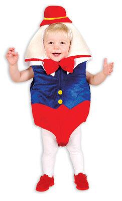 Humpty Dumpty Toddler Infant Halloween Costume