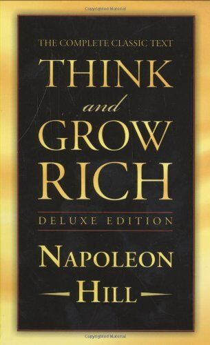 Think and Grow Rich Deluxe Edition-Napoleon Hill