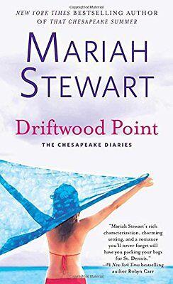 Chesapeake Diaries - Driftwood Point (The Chesapeake Diaries) by Mariah Stewart