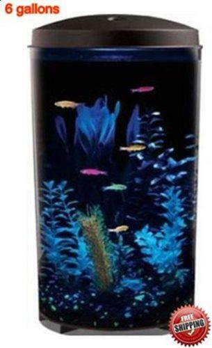 6 gallon fish tank ebay for Used fish tanks for sale many sizes