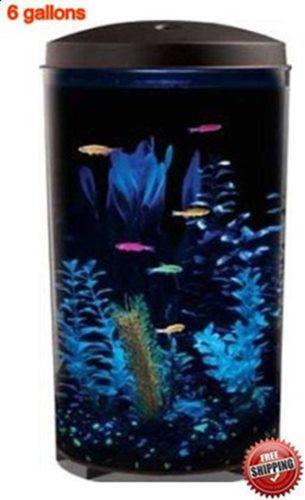6 Gallon Fish Tank Ebay