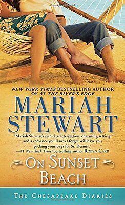 Chesapeake Diaries - On Sunset Beach: The Chesapeake Diaries by Mariah Stewart