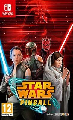 Star Wars Pinball | Nintendo Switch New