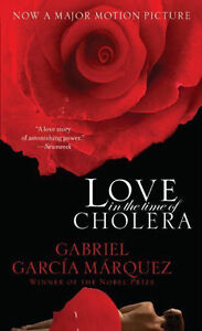 Love In The Time of Cholera-Gabriel Garcia Marquez-like new