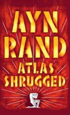 Atlas Shrugged - Mass Market Paperback By Rand, Ayn - GOOD