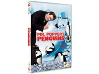Mr. Poppers Penguins DVD